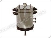 Portable Steam Autoclaves 800
