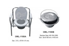 Commode Chair & Bucket