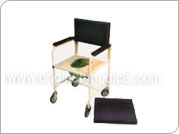 Commode Chair-Heavy Duty