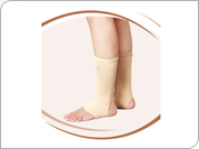 Elastic Tubular Ankle Support
