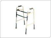 Walker Folding (Height Adjustable)