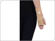 Elastic Wrist Splint - Left